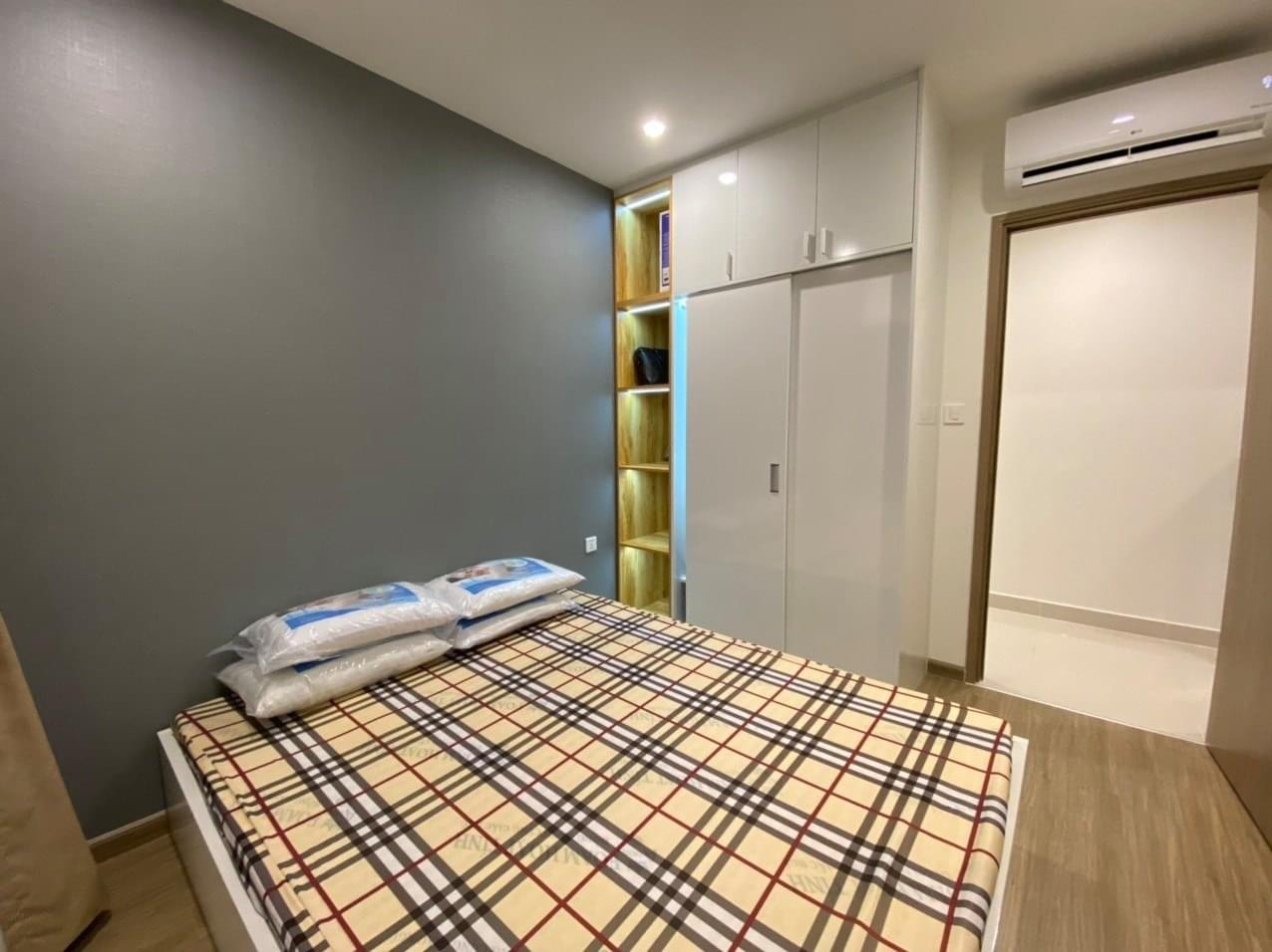 Căn hộ 3 phòng ngủ tầng 34 toà S5.03 Vinhomes Grand park cho thuê 10tr 3