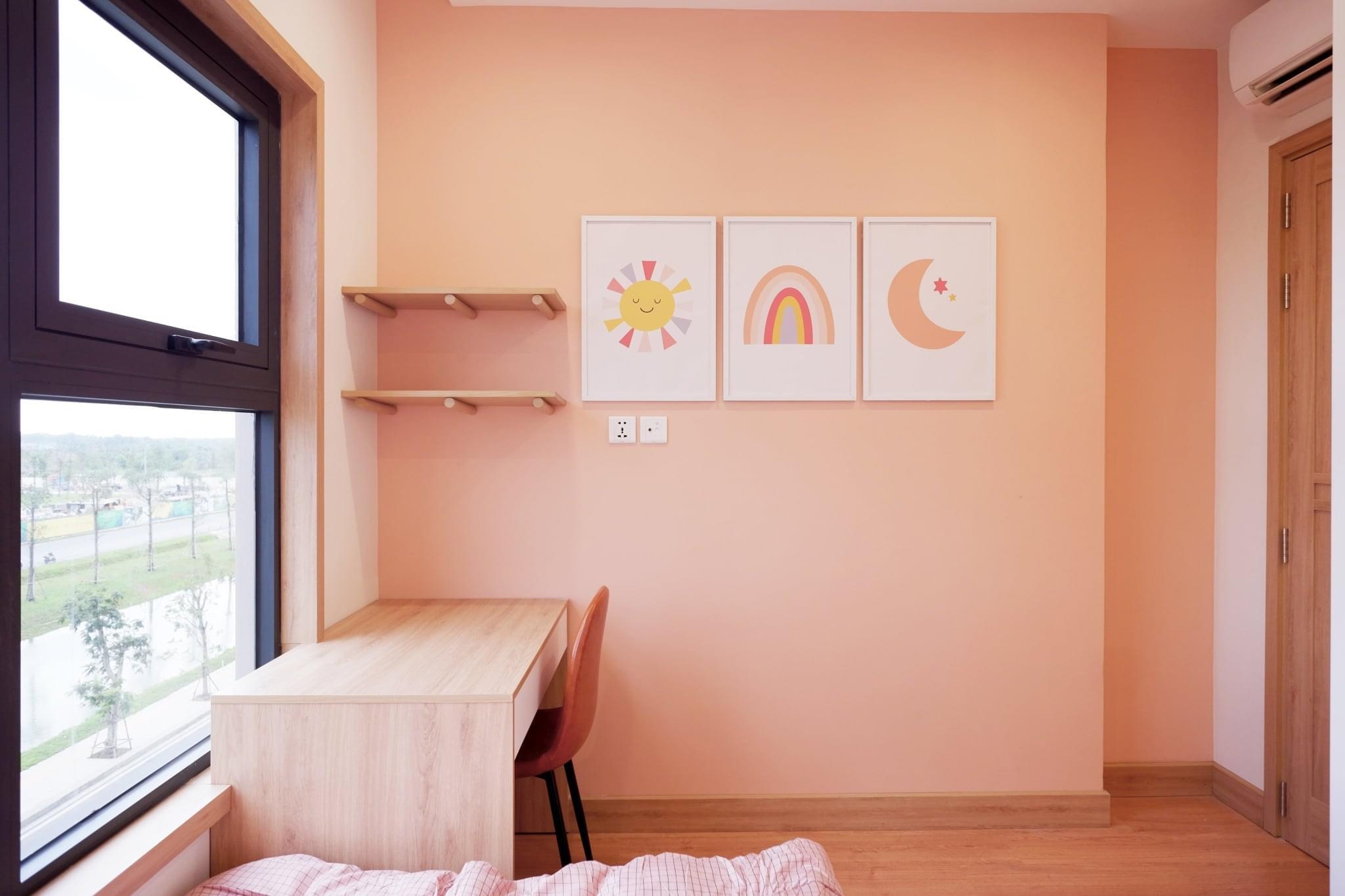 Căn hộ 3 phòng ngủ toà S5.01 Vinhomes Grand Park 11tr/tháng 4