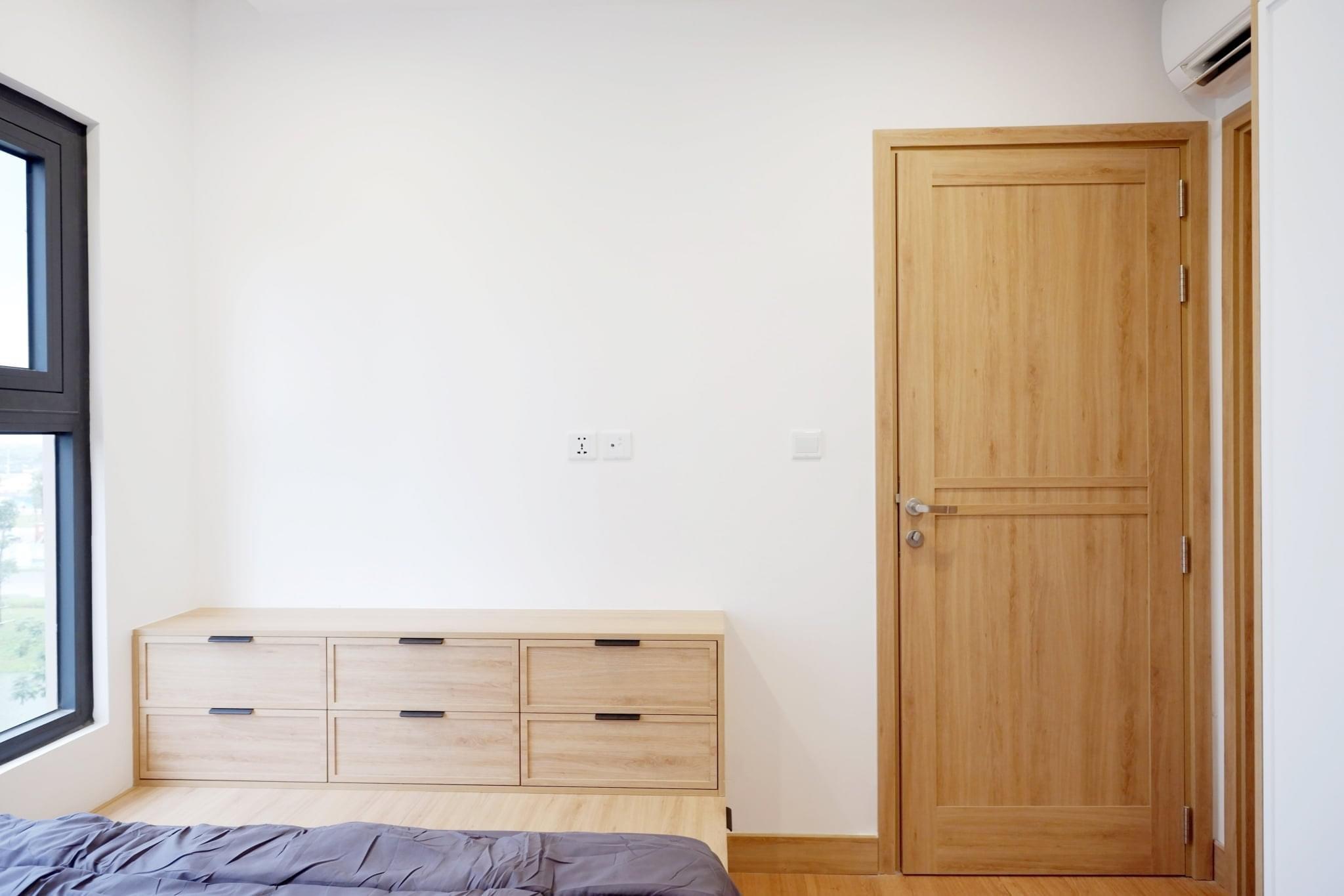 Căn hộ 3 phòng ngủ toà S5.01 Vinhomes Grand Park 11tr/tháng 5