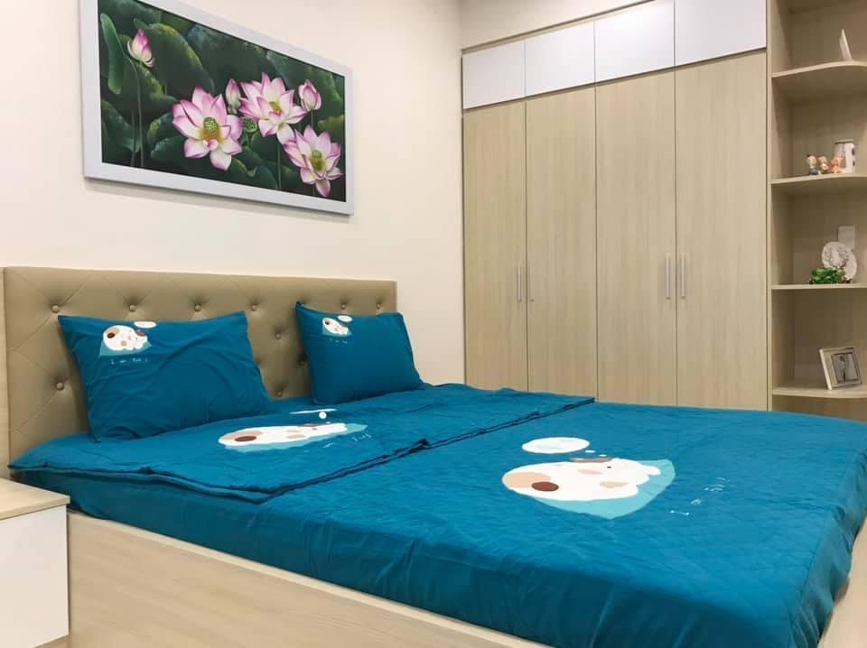 Căn hộ 2 phòng ngủ toà S5.02 Vinhomes Grand Park nội thất 8tr/tháng