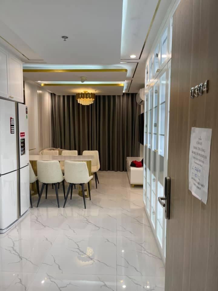 Căn hộ 3 phòng ngủ tầng 3 toà S1.06 Nội thất đầy đủ 14tr/tháng