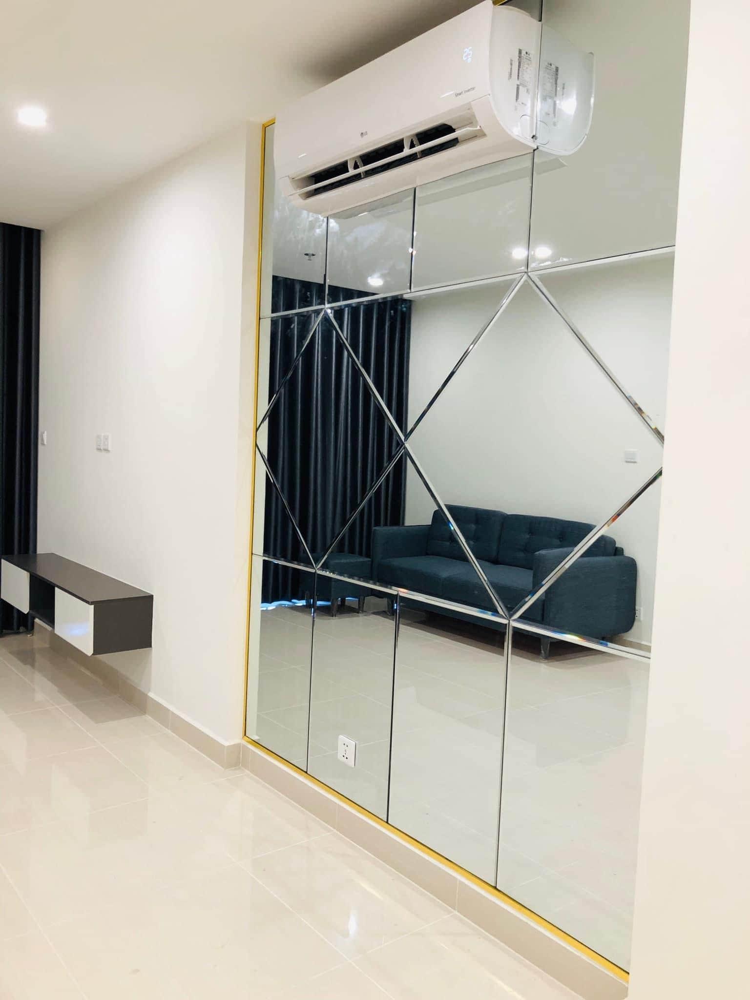 Căn hộ 2 phòng ngủ 1wc tầng 10 S1.02 Vinhomes Grand Park 6tr/tháng 2