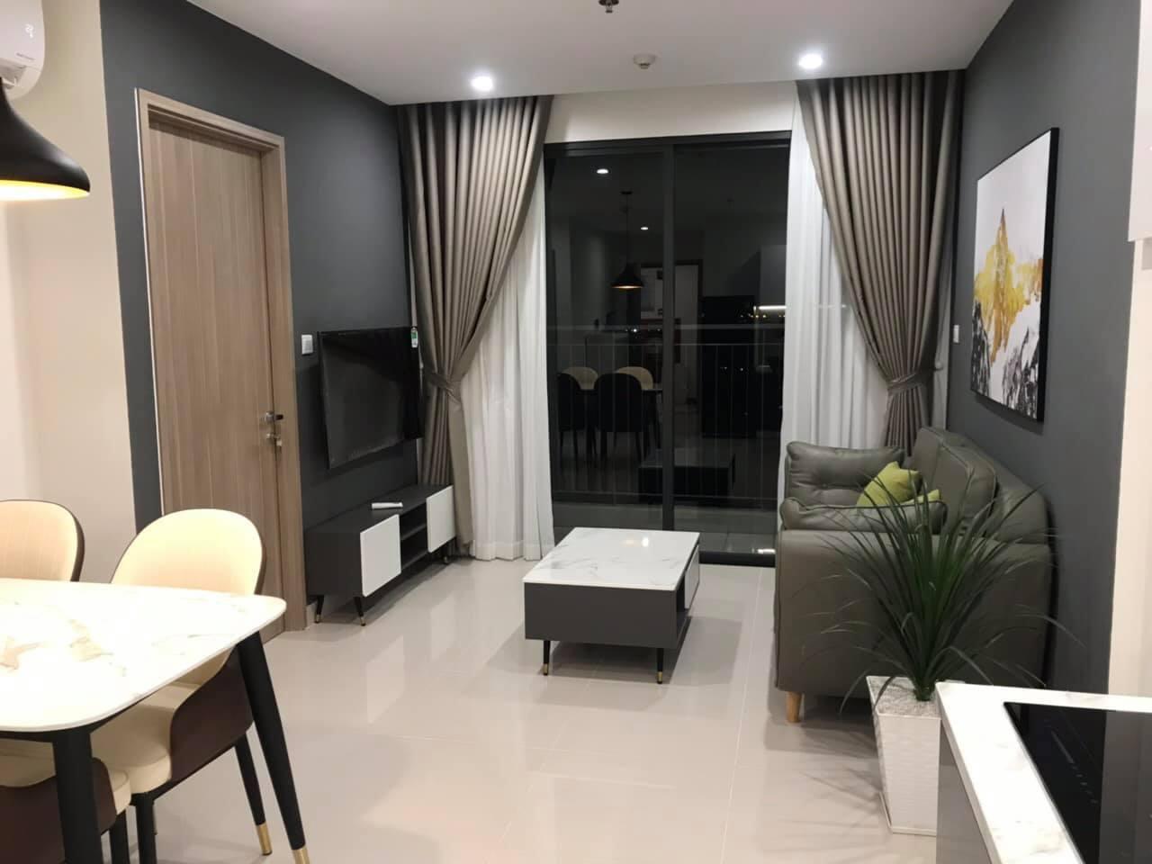 Căn hộ 2 phòng ngủ nội thất đầy đủ tầng 5 toà S2.03 giá 8tr/tháng 5