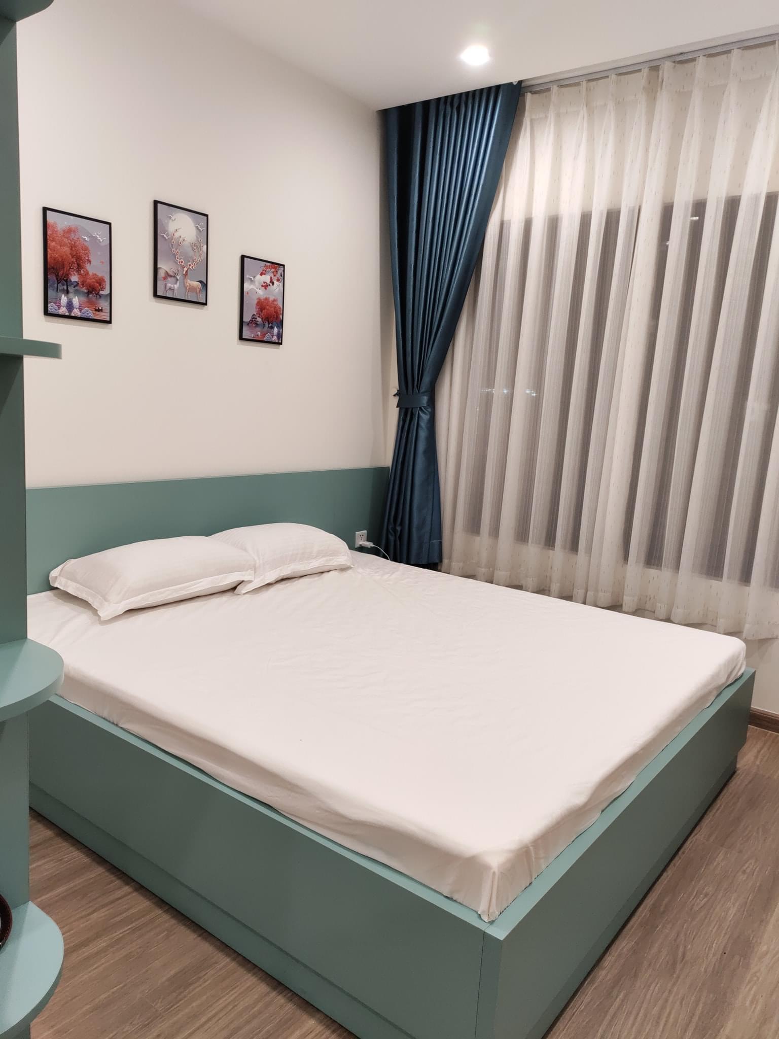 Căn hộ 1 phòng ngủ 48m2 Toà S3.01 Nội thất giá 6,5tr/tháng 7