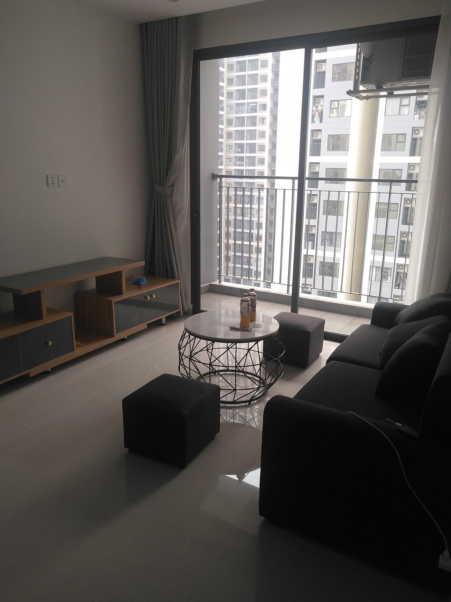 Căn hộ 1 phòng ngủ 50m2 tầng 12 toà S1.06 Nội thất cơ bản 7tr/tháng 1