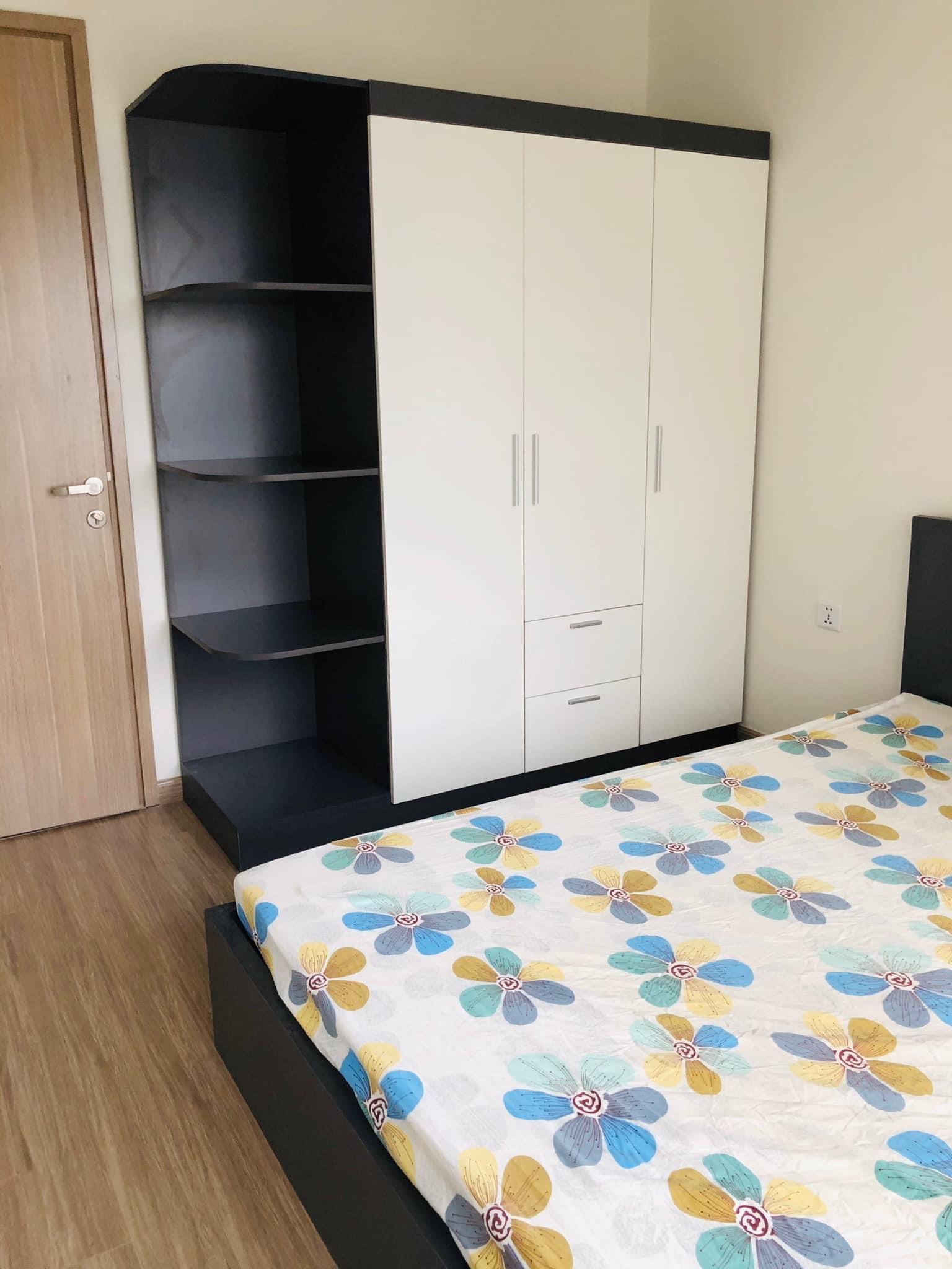 Căn hộ 2 phòng ngủ 1wc tầng 10 S1.02 Vinhomes Grand Park 6tr/tháng 3
