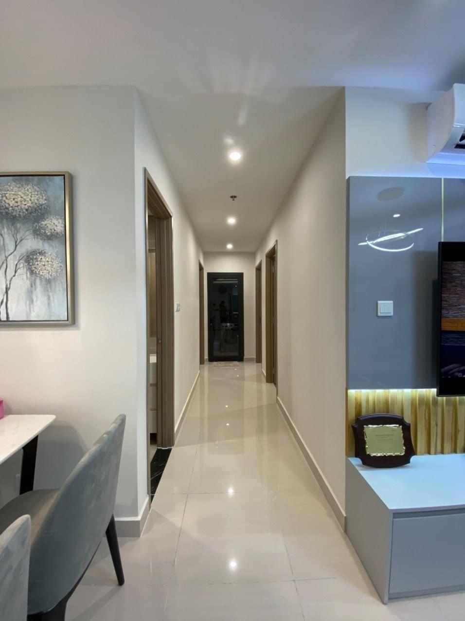 Căn hộ 3 phòng ngủ tầng 34 toà S5.03 Vinhomes Grand park cho thuê 10tr 2