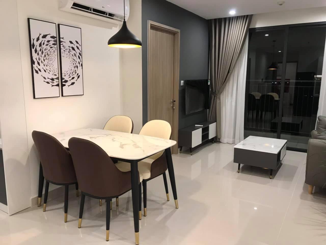 Căn hộ 2 phòng ngủ nội thất đầy đủ tầng 5 toà S2.03 giá 8tr/tháng