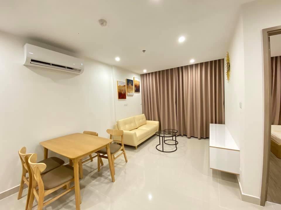 Căn hộ 2 phòng ngủ nội thất đầy đủ tầng 17 Toà S1.07 giá 7tr/tháng 1