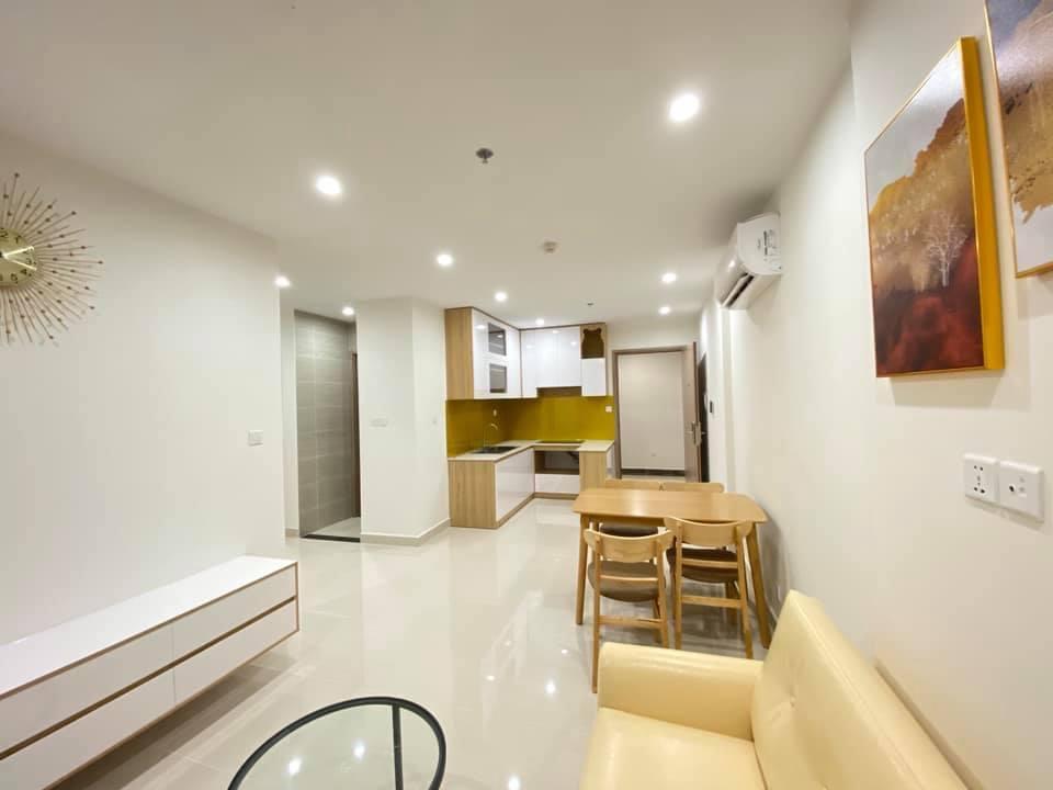 Căn hộ 2 phòng ngủ nội thất đầy đủ tầng 17 Toà S1.07 giá 7tr/tháng 2