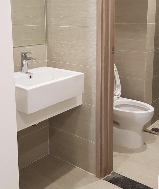 Căn hộ 2 phòng ngủ 1 Toilet tầng 17 toà S1.06 Nội thất giá 7tr/tháng 4