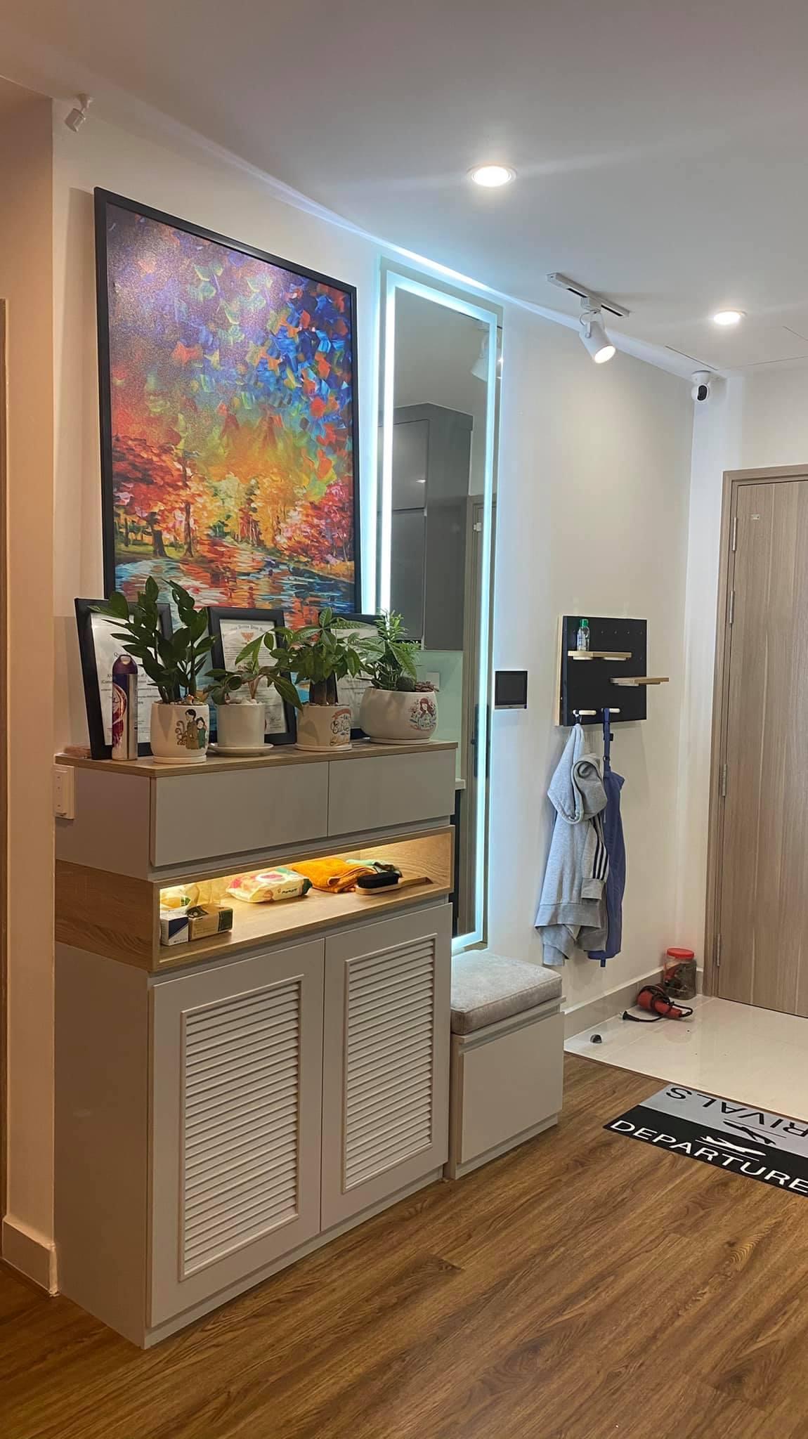 Căn hộ 2 phòng ngủ tầng 19 toà S2.02 Vinhomes Grand Park 8 triệu/tháng 4
