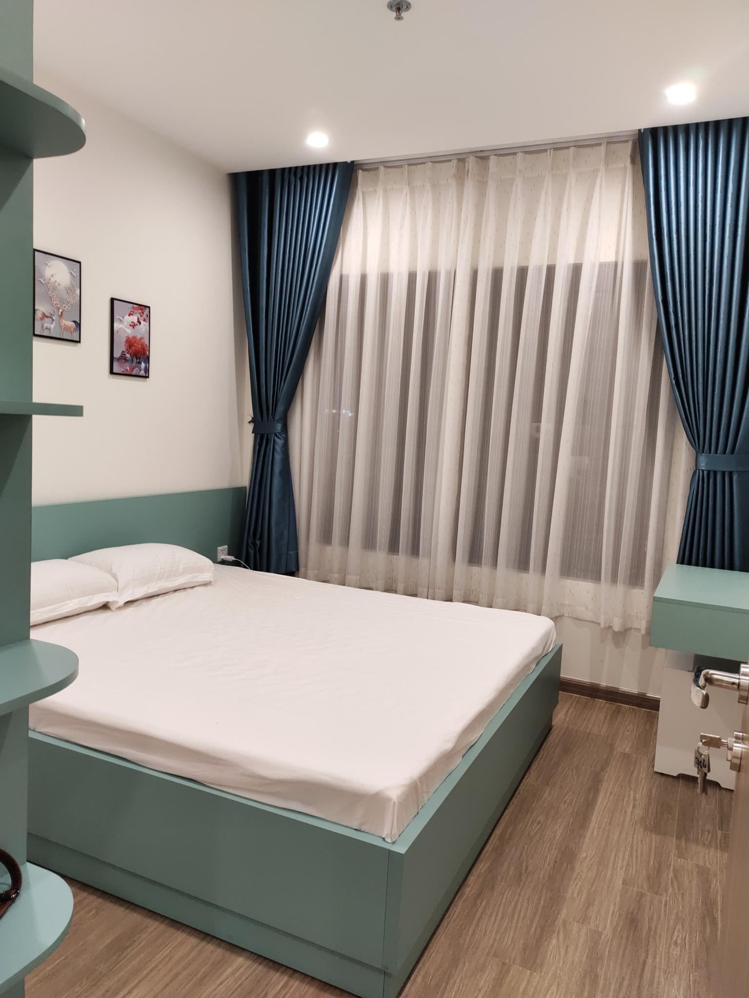 Căn hộ 1 phòng ngủ 48m2 Toà S3.01 Nội thất giá 6,5tr/tháng 5