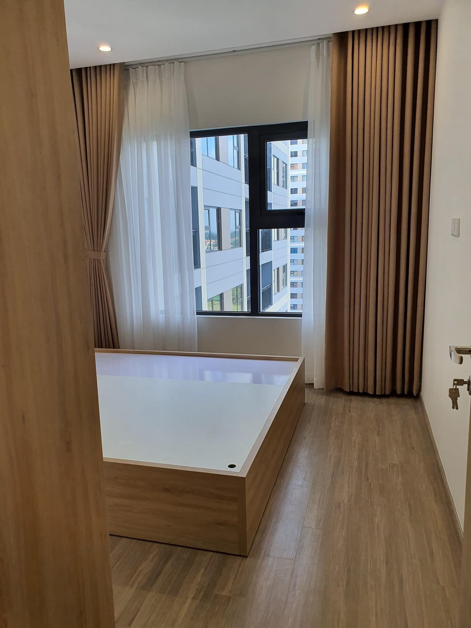 Căn hộ 2 phòng ngủ 1 Toilet tầng 17 toà S1.06 Nội thất giá 7tr/tháng 6