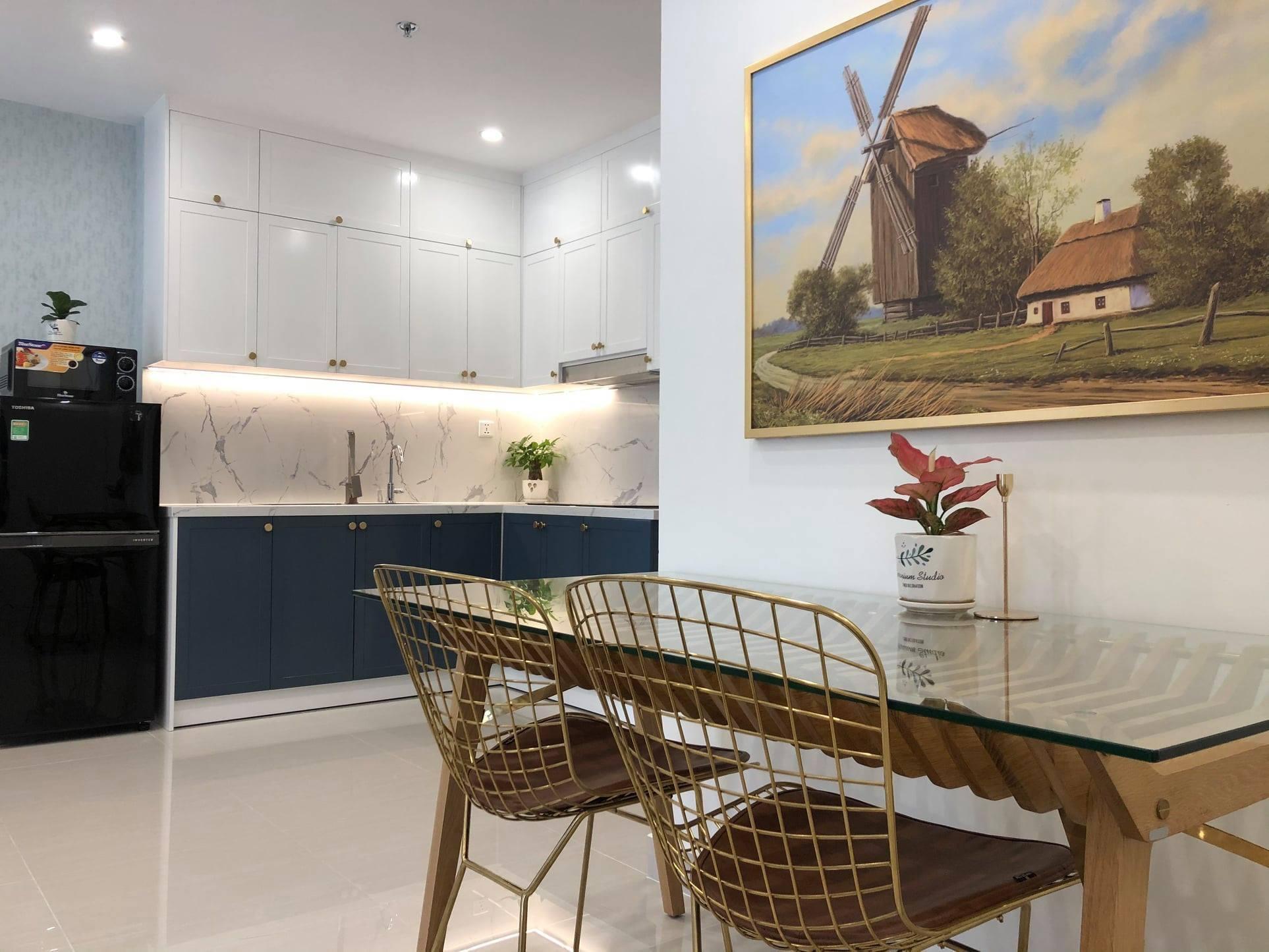Cho thuê căn 1 phòng ngủ 47m2 toà S1.06 Vinhomes Grand Park 6tr 7