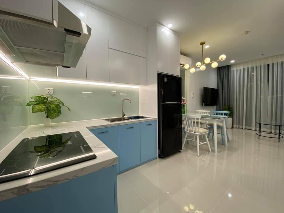cho thuê căn hộ 2 phòng ngủ vinhomes grand park 67m2 tầng 3 toà S5.02