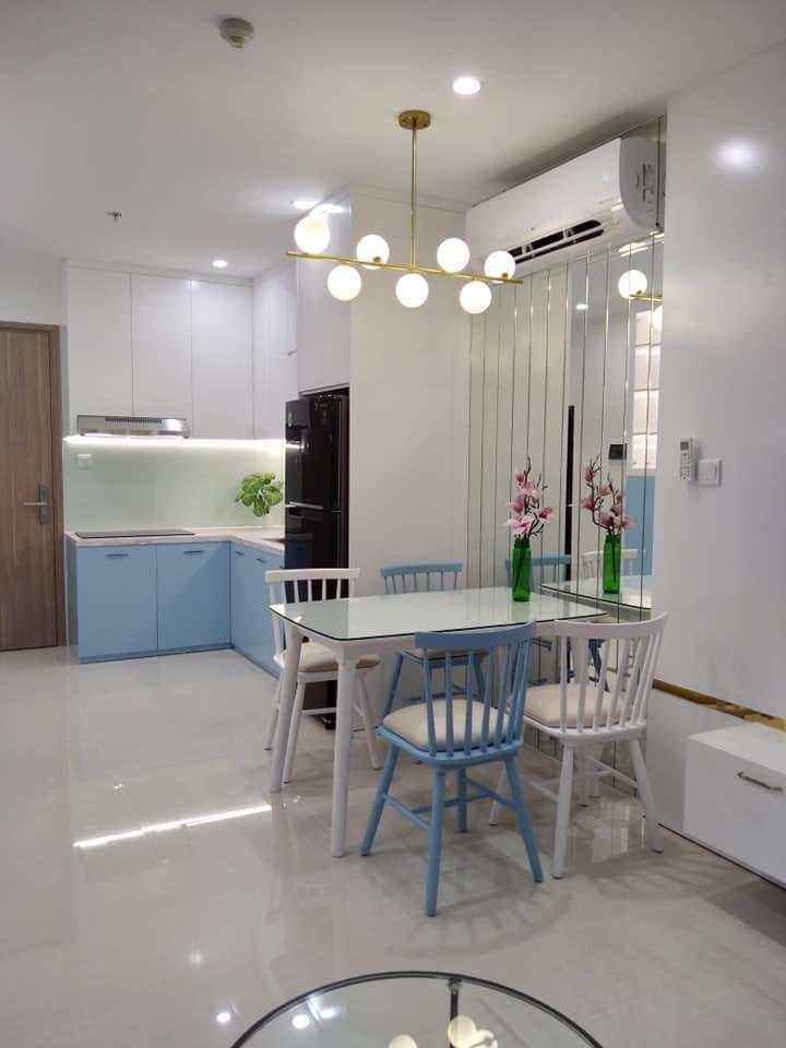cho thuê căn hộ 2 phòng ngủ vinhomes grand park 67m2 tầng 3 toà S5.02 2